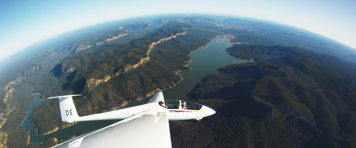 Best Sydney Gliding Experience